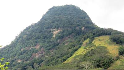 Medamahanuwara Mountain.