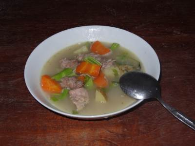 Mulligan Soup, full of all the nutrition