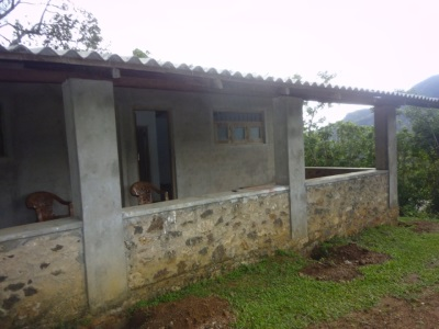 Wasantha's basic cottage