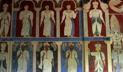 85 outer wall paintings