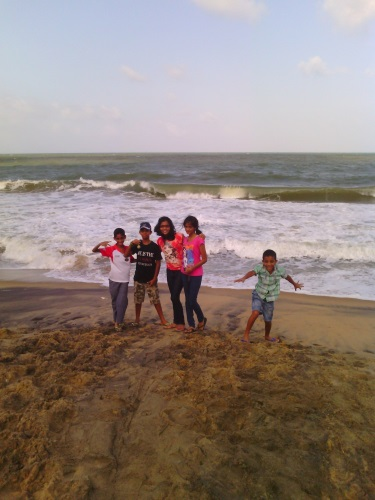 The Team at Muthu Panthiya Beach