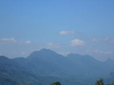 Karawita mountain range….