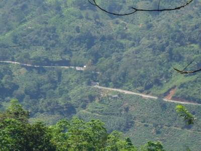 Tiriwanaketiya-Agalawatta road(between Nivithigala and Kalawana)….