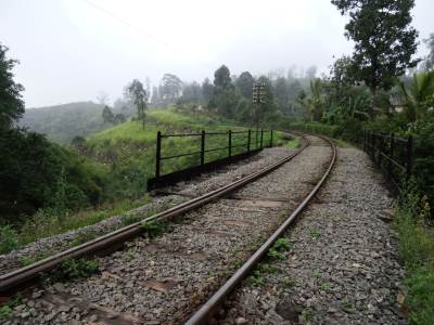 Railway towards Watagoda