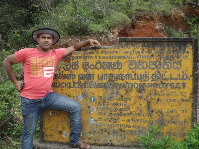 @Cobetes gap ( Attala Mettuwa )……In Sinhala Attalaya means a Higher platform to view surrounding …..In Meemure loolwatta road this is the highest place from where one can view gigantic mountains clearly. Also the left uphill road(jeep track) will reach Thangappuwa(4km)