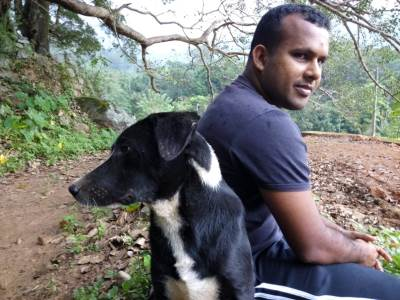 A faithful member joined us in Nawaratne trail ( Kollai Ballai ).