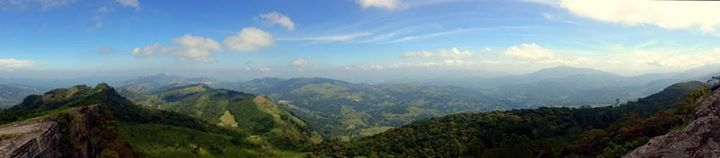 pano towards kandy