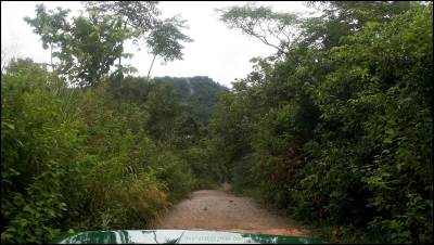 Towards Senagama Village