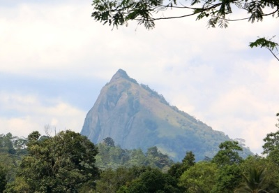 Alagalla (අලගල්ල) –Captured on our way back from Balana fort