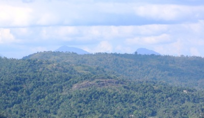 Isolated Matale Hills
