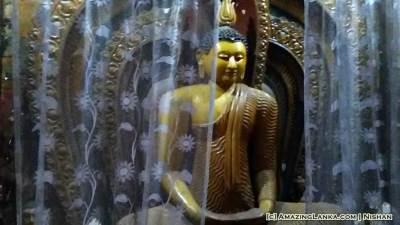 The Buddha Image house