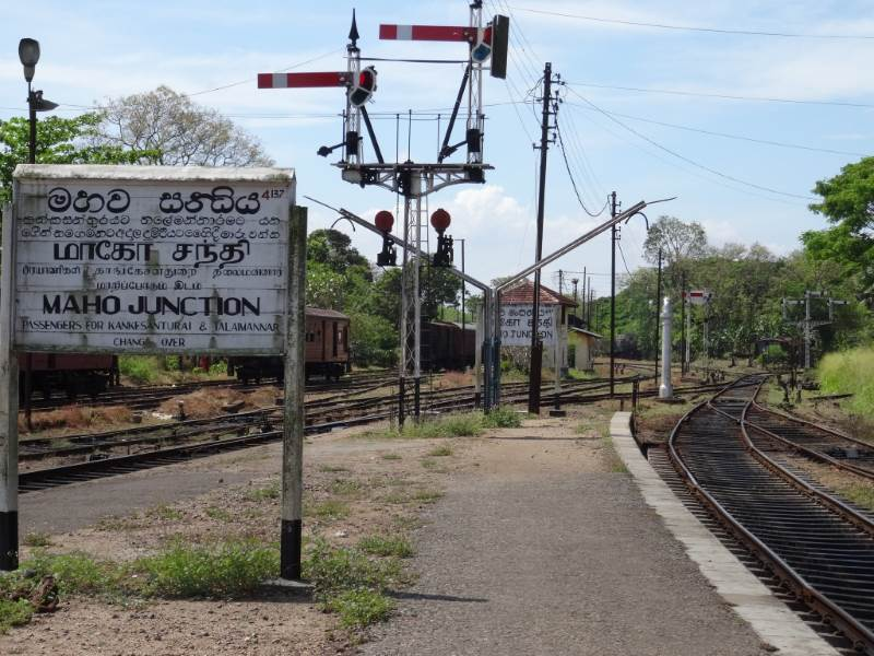A key point in SL Railways