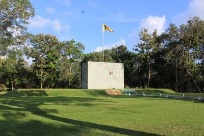 Kilinochchi war hero monument