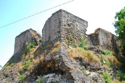 Old Dutch fort