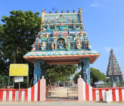 Entrance to kovil