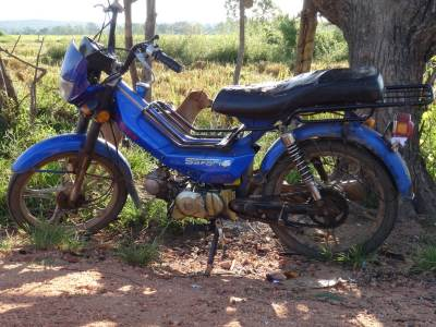 """Maduruwa"" bike"