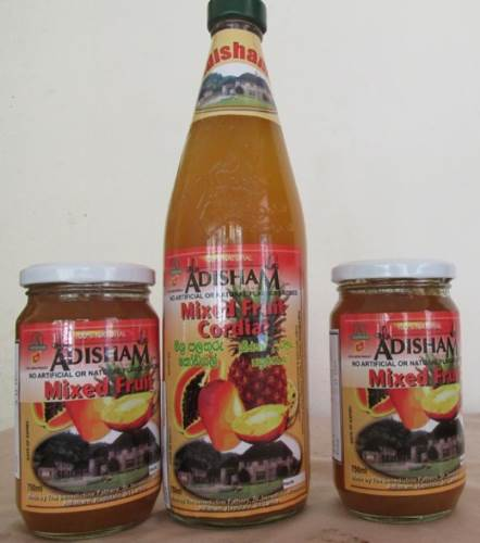Adisham Jams and Cordials