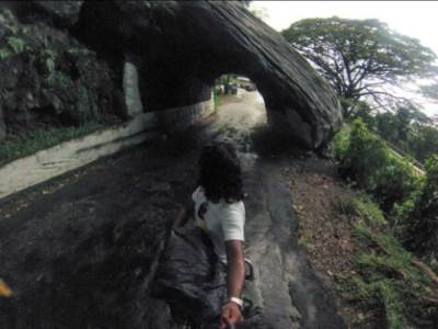 Day 1: Long waited Kadugannawa rock tunnel