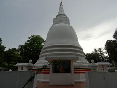 Another of the majestic stupa