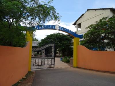 Very famous Hartley College, PP.