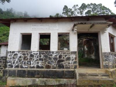 Tamil Vidyalam now abandoned