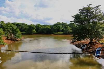 Bowathenna turn to lakes in Rajarata