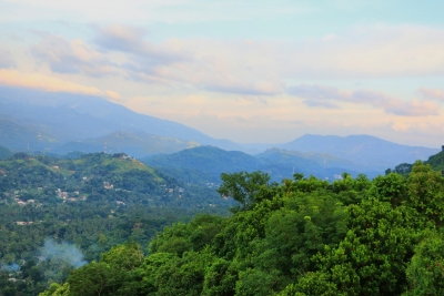 View of Matale