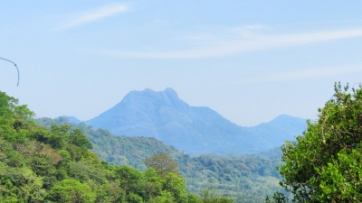 View of Arangala on our way back