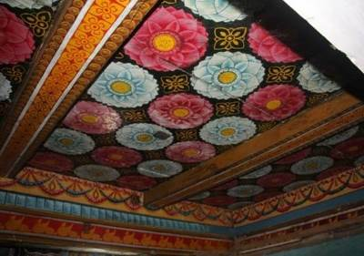 Roof paintings