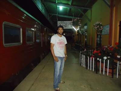 .at Idalgashinna station around 4.00am