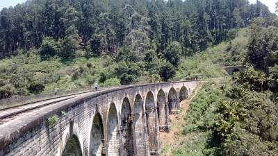 Nine-Arch Bridge