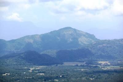 Rambadagalla/Bisogala (823m)-Highest peak of Kurunegala district.