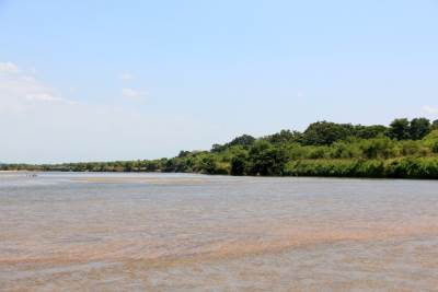 Mahaweli River and Wasgamuwa Park