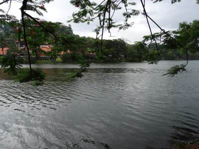 Bogambara Tank, many call it Nuwara Wewa which is in fact in Anuradhapura