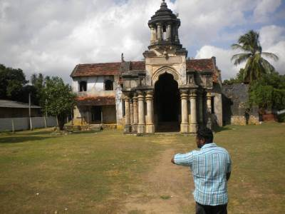 KING'S PALACE IN JAFFNA
