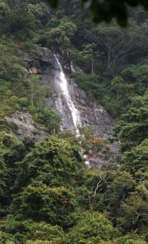 Garandi Rikili Falls-Distance view from last tea patch